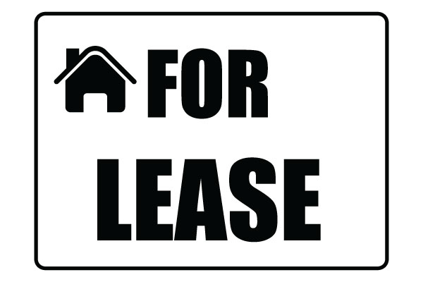 Printable For Lease Sign