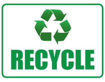 Printable Recycle Sign