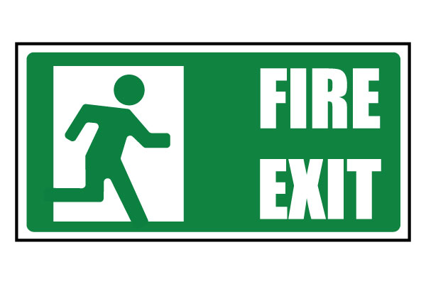 fire-exit-sign-demo
