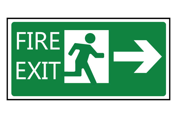 fire-exit-with-arrow-demo