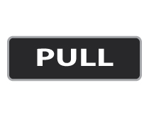 Pull Sign